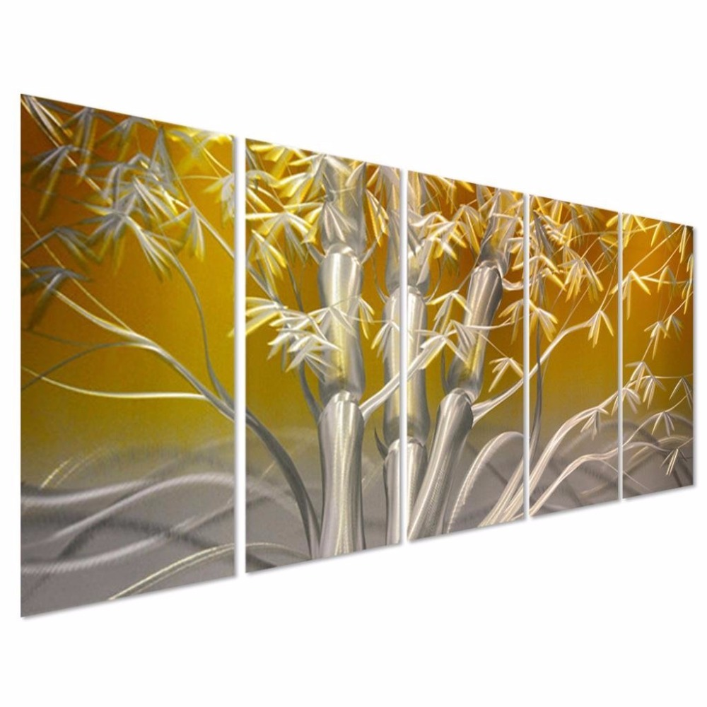 Delighted Metal Paintings Wall Art Contemporary - The Wall Art ...