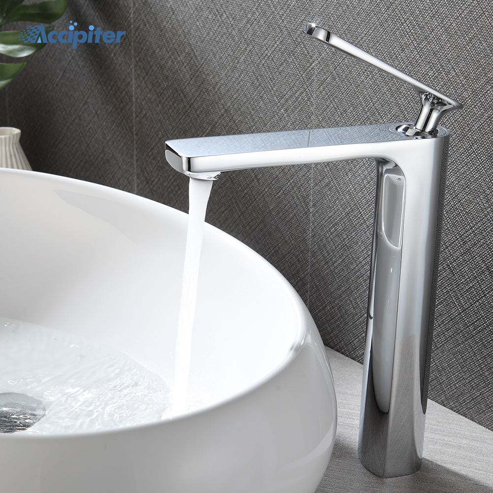 Basin Faucets Waterfall Tall Faucets Basin Mixers Sink Taps Bathroom Faucet Black White Chorme Water Tap Rainfall Mixer GriferiaBasin Faucets Waterfall Tall Faucets Basin Mixers Sink Taps Bathroom Faucet Black White Chorme Water Tap Rainfall Mixer Griferia