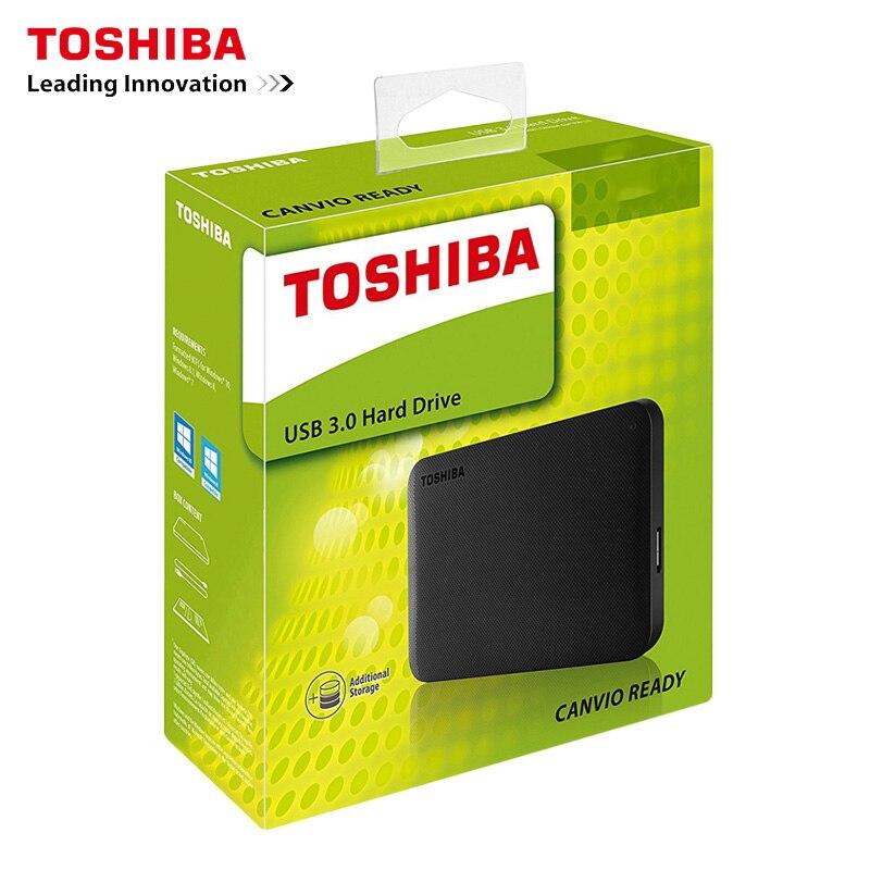 "Image 5 - TOSHIBA 500GB External HDD Portable Hard Drive Disk HD 5400rpm USB 3.0 SATA  2.5"" Mobile HDD Exturnal Hard Drive for Laptop-in External Hard Drives from Computer & Office"