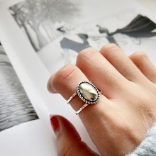 mist surface silver rings 925 sterling silver vintage simple temperament wild rings for women charms fine silver jewelry gift