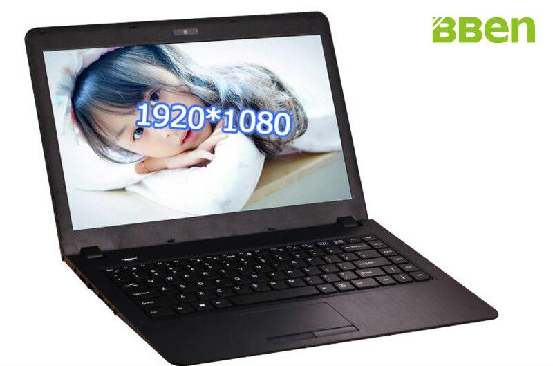 Bben Windows 10 OS ultrabook FHD 1920X1080 Quad Core intel N3150 14 1 notebook font b