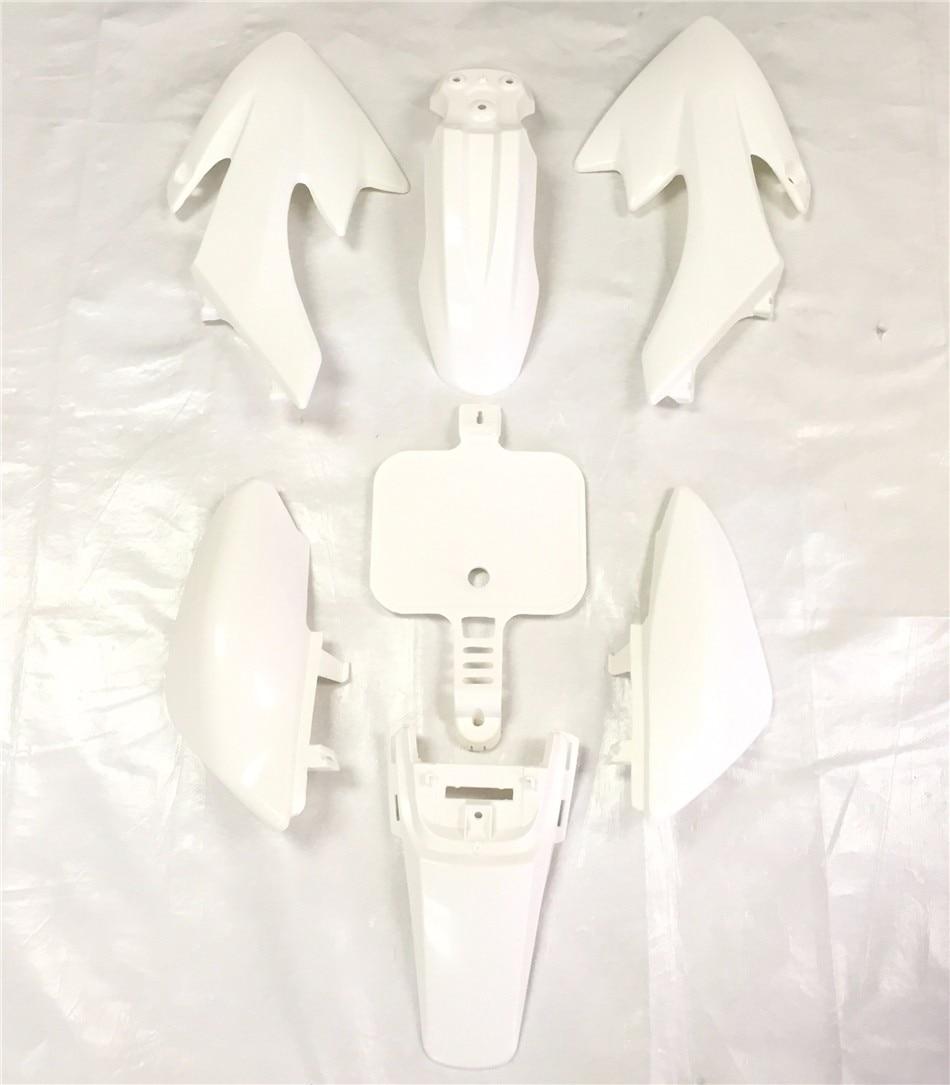 ≧Aftermarket envío gratis Motores Plastic kit Fender Cuerpo Kit de ...