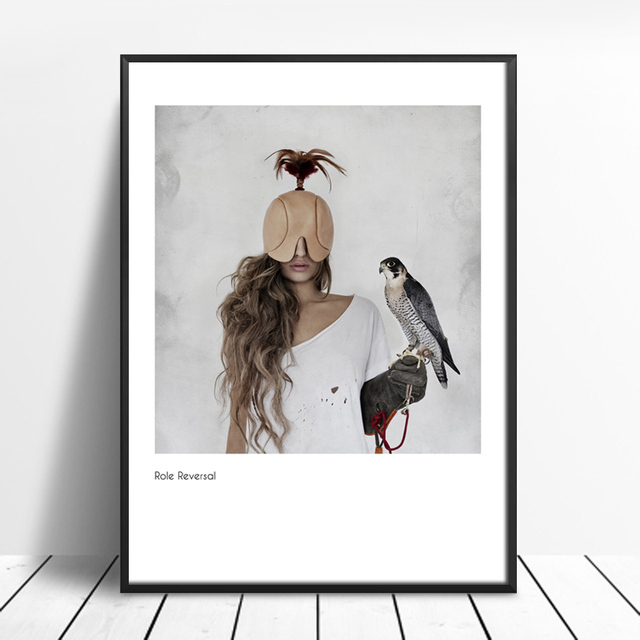 Role Reversal Posters And Prints Wall Art  1