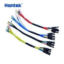 Hantek HT306 6 степенями свободы Универсальный коммутационная провода для Автомобильный осциллограф диагностический 4 размера 0,6 мм, 1,5 мм, 2,3 мм и 2,8 мм