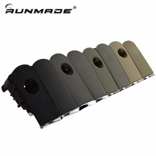 runmade For Audi A4 B6 B7 8E Left Hand Drive Glove Box Lid Open Lock Handle Puller With/ Without Hole 8E1857131 8E1 857 131