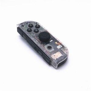 Image 4 - Funda protectora para Nintendo Switch, funda de reemplazo transparente para mando de Nintendo Switch NS