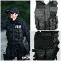 SWAT Molle colete Tático colete cs colete swat Preto roupas de segurança equipamento de protecção
