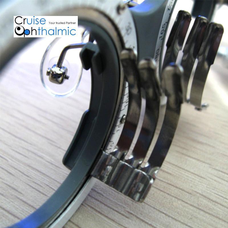 Optometriai optikus teljesen állítható próbakeret optikai - Mérőműszerek - Fénykép 4