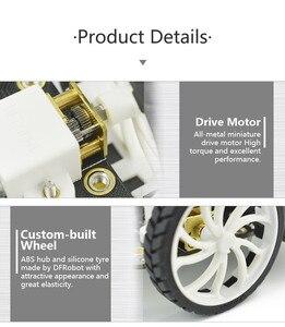 Image 4 - Micro: Maqueen Smart Car V4.0 Version pour micro: bit programmation graphique Robot plate forme Mobile (sans micro: carte de bits)