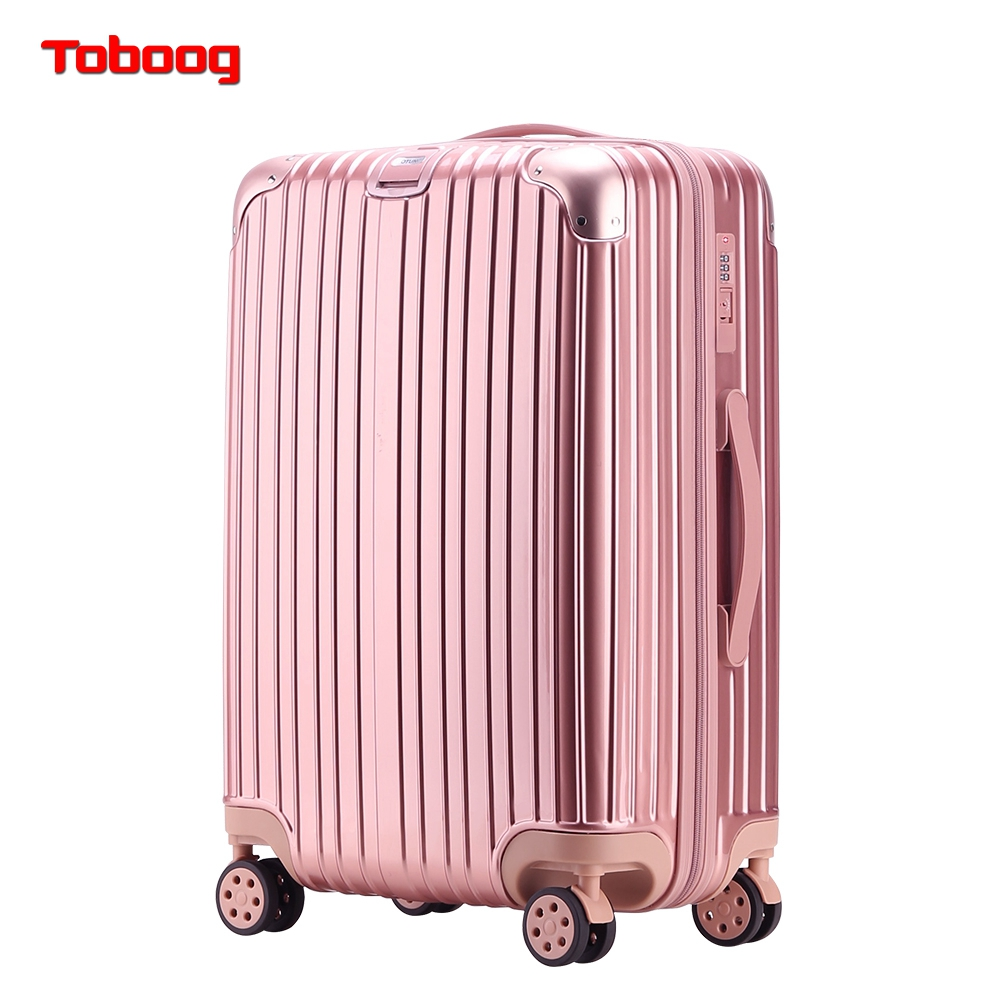 Toboog New arrival 20 inch Rolling Business Luggage Trolley box Suitcase ABS & PC Spinner Wheel Travel Luggage Women Luggage Bag 14 20 24 inch women vintage rolling luggage sets pu travel suitcases universal wheel spinner trolley bags suitcase for girls bag