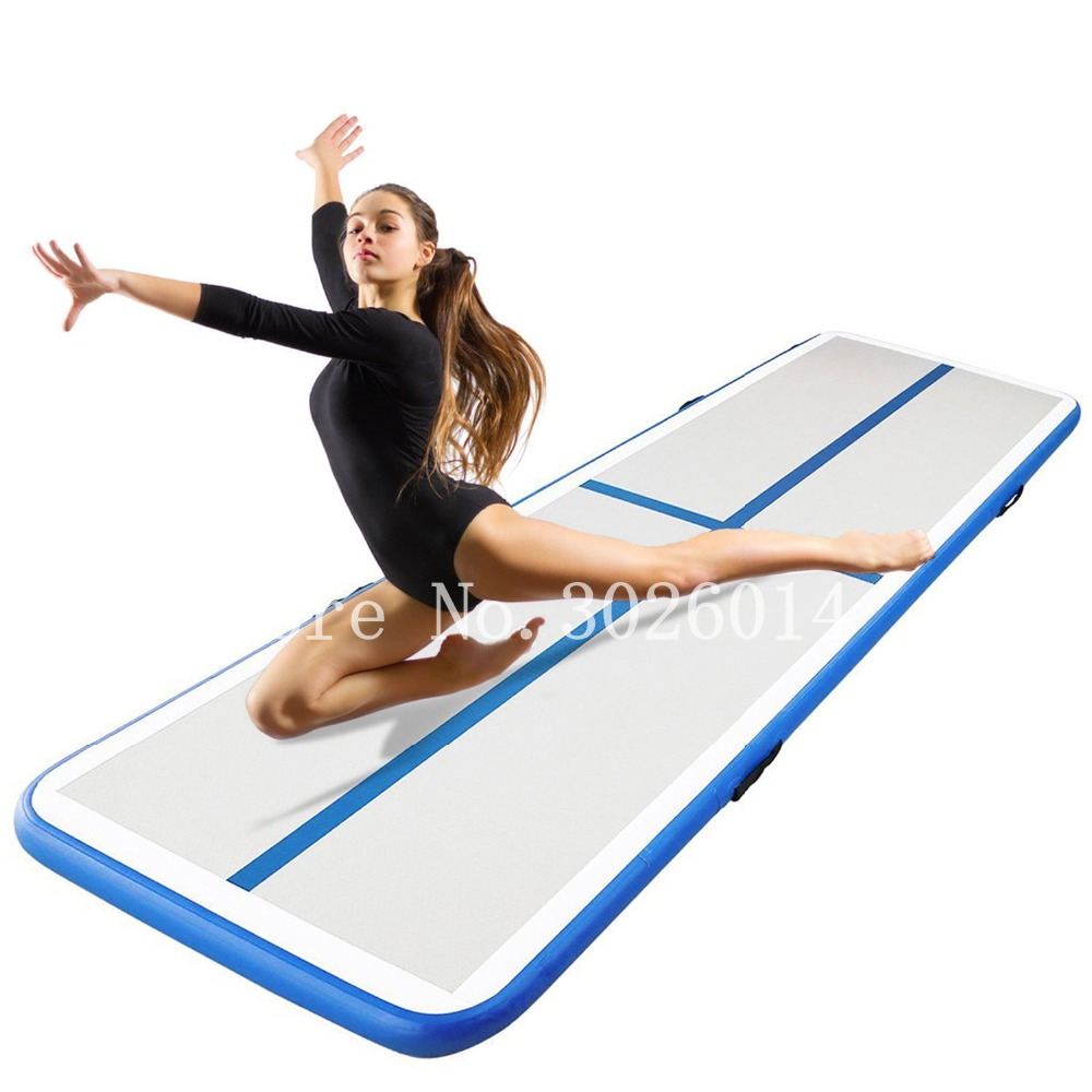 Free Shipping 3x1x0.1m Inflatable Gymnastics Mattress Gym Tumble Airtrack Floor Tumbling Air TrackFree Shipping 3x1x0.1m Inflatable Gymnastics Mattress Gym Tumble Airtrack Floor Tumbling Air Track
