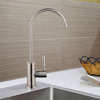GAPPO 1set Water Filter Taps Kitchen Sink Faucets Purifier Taps Brass Mixer Drinking Water Saver G1052