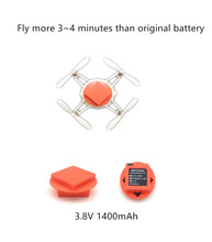 3.8V 1400mah MITU Battery For Xiaomi MiTu Quadcopter Drone