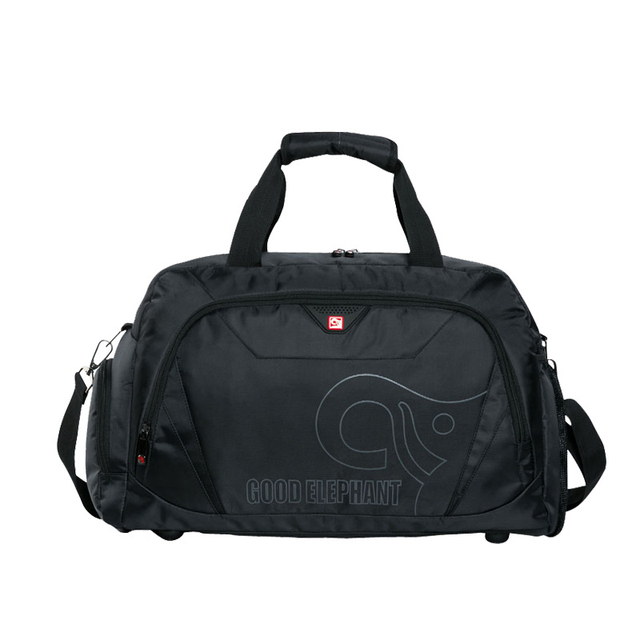 Quality Large Capacity Sports Gym Bag Men Women Fitness Bag Shoe Storage Basketball Sport Bag Outdoor Travel Shoulder Bag HAB511