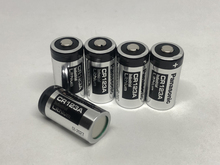 20pcs/lot New Original Panasonic CR123A CR 123A 3V 1400mAh Lithium Battery Camera Non-rechargeable Batteries стоимость
