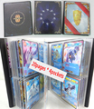 (3 pieces/lot) Card Album Book 20pages*4pockets 9*7cm Yugioh/Pokemon/Magic The Gathering MTG Trading Cards Binder Free shipping