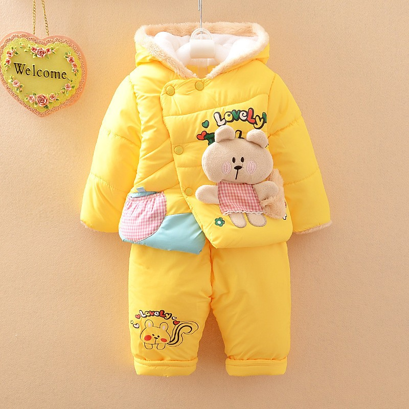 595d223f0 Detail Feedback Questions about BibiCola baby Girls snowsuit parkas ...
