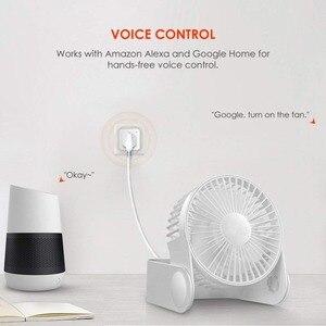 Image 4 - مقبس ذكي WiFi ، منفذ المملكة المتحدة ، تحكم لاسلكي ، طاقة 16 أمبير ، مراقبة الطاقة ، مؤقت ، مفتاح ، تحكم صوتي ، يعمل مع Alexa و Google