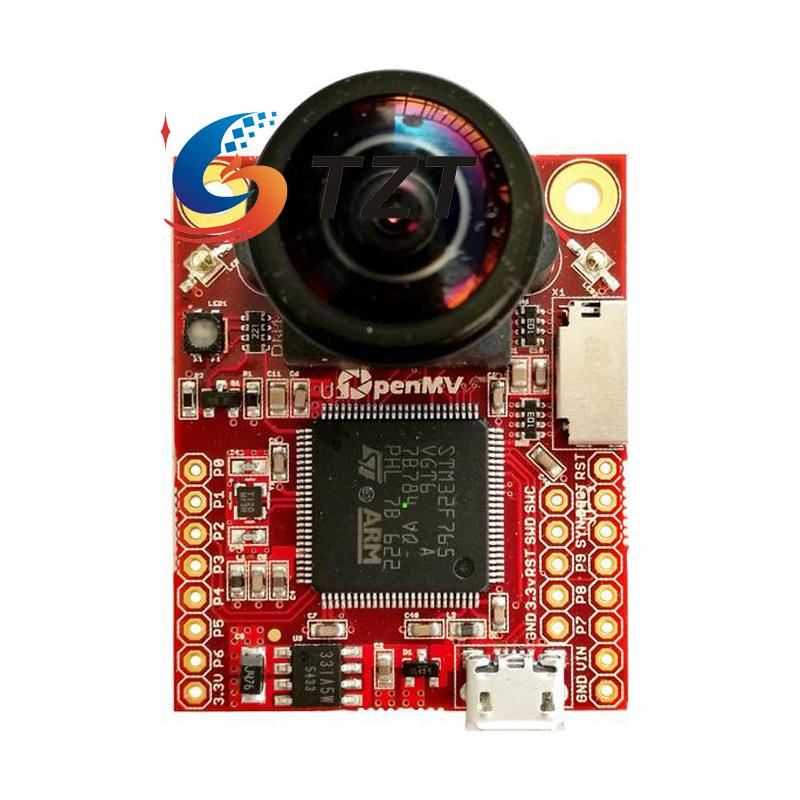 все цены на OpenMV3 Cam M7 Smart Image Processing Color Recognition Sensor Camera Board CMUCampixy(NO KEY) онлайн