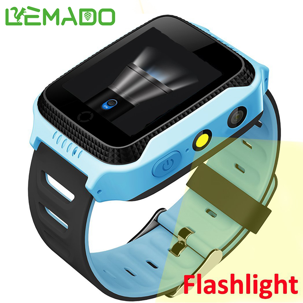 Q528 Smart Kids Watch Touch Screen GPS Position Safety Monitor SOS Call Alarm colck Voice Chatting
