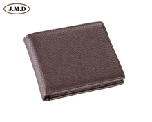 8062C  2014 October New Arrival Coffee Fashion Genuine Leather Man Wallet purse