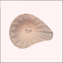 Topleeve Trucool Double Layer Breathable Light Weight Silicone Gel Breast Prosthesis Form Enhancer External Spiral  Mastectomy