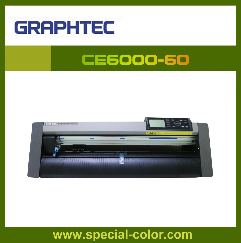 Large Format Printer Cutting Machine CE6000-60 Cutting Plotter best price inkjet printer large format printer long belt machine parts 12 7 xl 7900 belt for sale