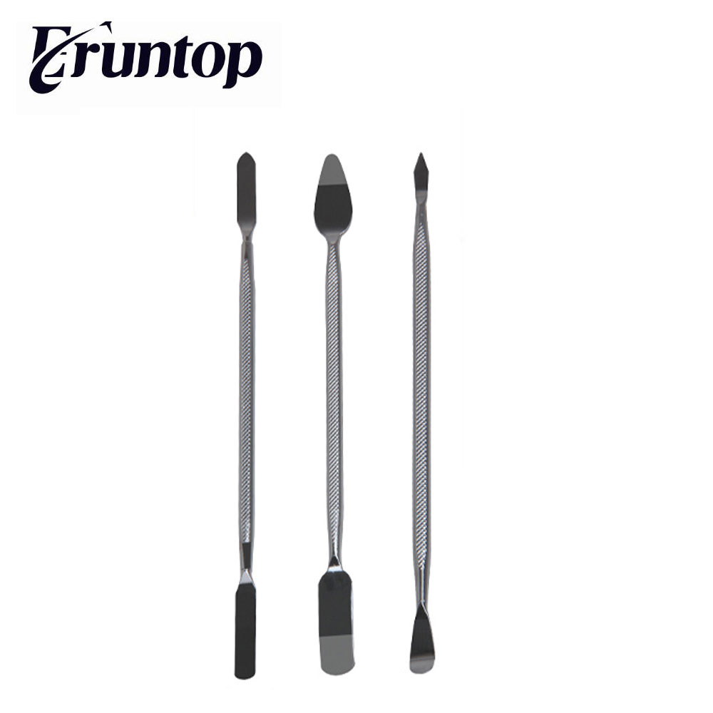 1 Set 3 In 1 Repairing Opening Tool Kit Metal Spudger Pry Bar Stick For Mobile Phone Laptop Tablet Smartphone