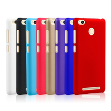 For Xiaomi Redmi 3S Case Cover Plastic Hard PC CapaFor Red mi 3 S Pro Phone High Quality Coque New