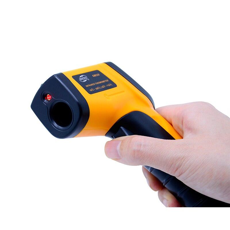 Image 5 - Digital gm320 Infrared Thermometer non contact infrared  thermometer temperature Pyrometer IR Laser Point Gun   50~380  degreepoint gungm320 infraredgm320 infrared thermometer -