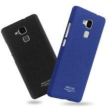 Подлинная IMAK Ковбой Чехла Высокое Качество ПК Жесткий Футляр Для Huawei Honor 5C Телефон Задняя Крышка