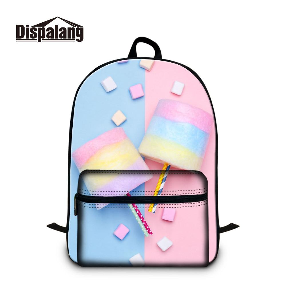 Backpack Travel Bag Shopping Bag School Bag Storage Bag For Men Women Girls Boys Personalized Pattern Heart