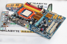 GA-MA770-S ma770-s3 rev2.0 DDR2 770 desktop motherboard dual-core quad-core well tested working