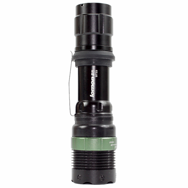 Portable Powerful Led Flashlight CREE Q5 Waterproof Police Tactical Flashlight