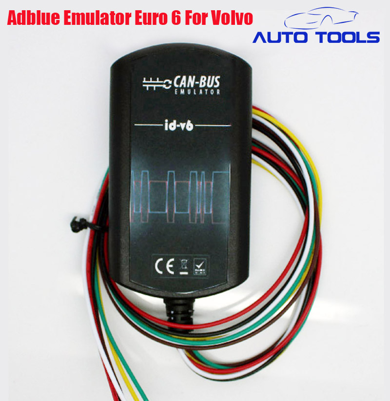 2017 New update For Volvo euro 6 euro6 adblue emulator auto car Removal Emulator with NOX