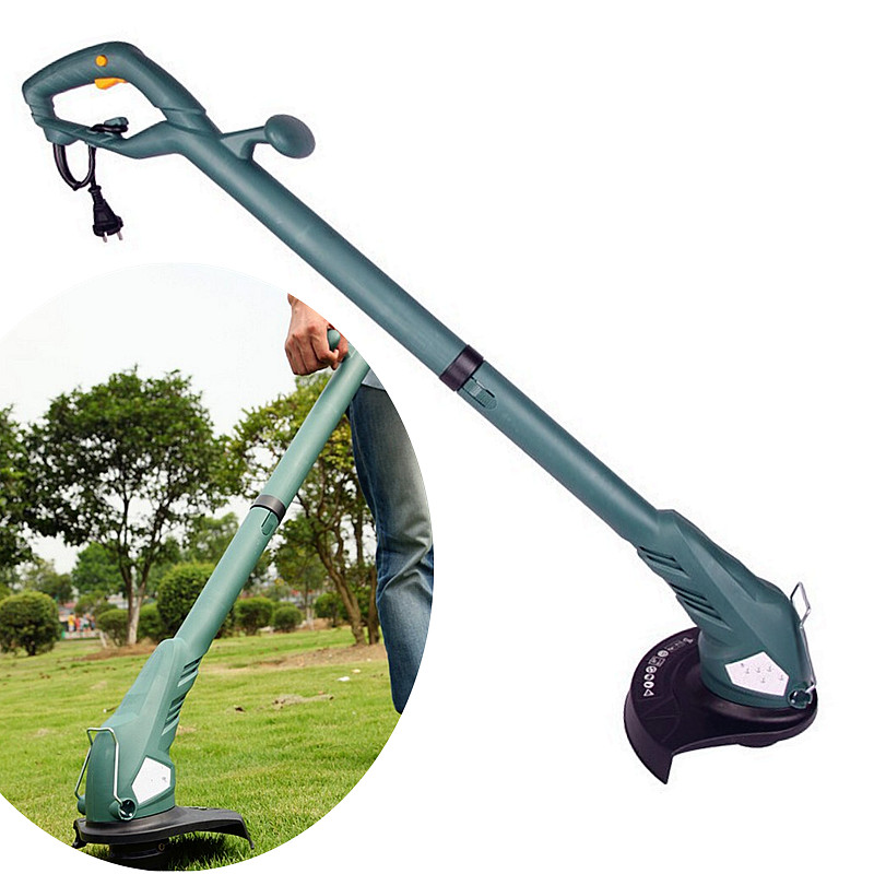 2016 New Garden Tool Top Quality Charging Grass Trimmer Portable Handle Handwork Lawn Mower Engine Trimmer Express Free Shipping  цены
