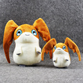 2Styles 16cm & 27cm New Arrival Kawaii Digimon Patamon Takaishi Takeru Plush Toys Excellent Christmas Gift for Children