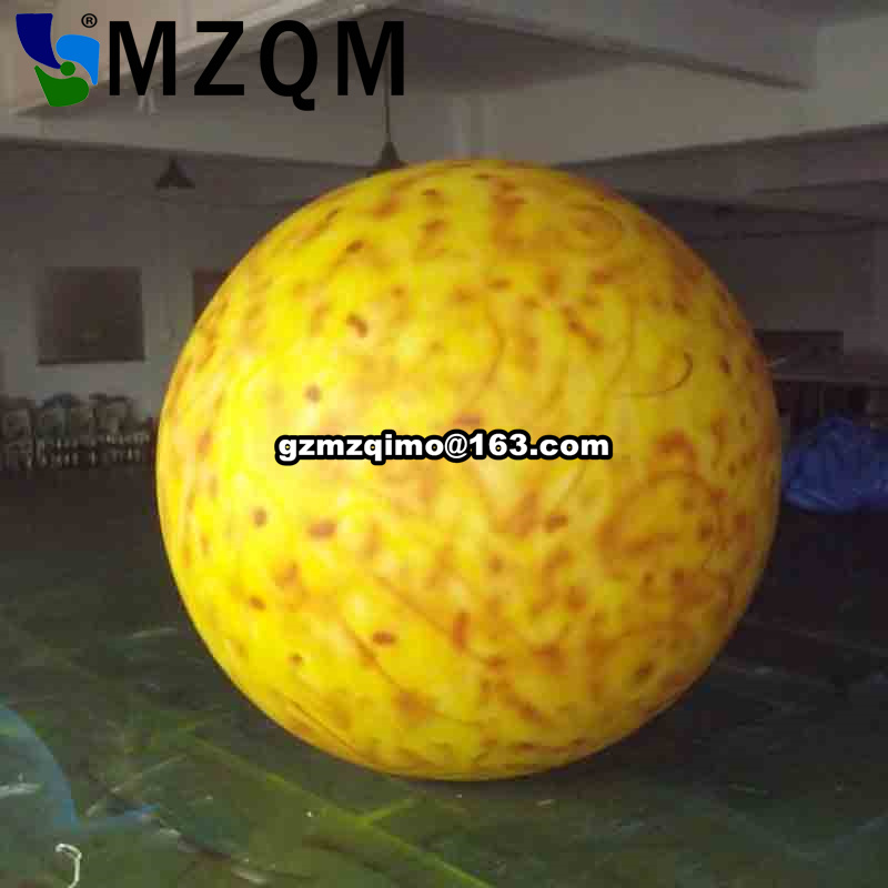 Inflatable Advertising Helium Balloon PVC Cartoon Balloon For Decorations And Activities ao007 inflatable cake balloon event advertising 3 5m pvc fly balloon