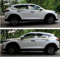 high quality DIY auto body kits sticker decal exterior parts for Hyundai Tucson 2015 2016 car styling