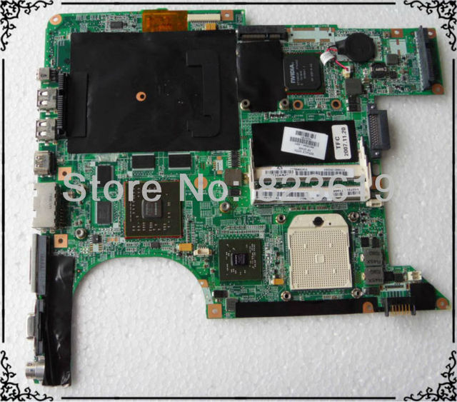 For HP DV9000 laptop motherboard 441534-001 432945-001 ,100% Tested and guaranteed in good working condition!!