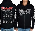 SLIPKNOT Hoodie Heavy Metal Hard Rock Music Punk Tour Concert Black FREE SHIPPING 100% cotton hoodie