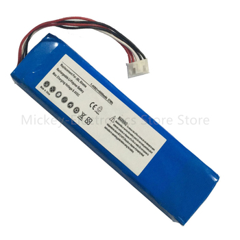 2 PCS..Battery for JBL Xtreme JBLXTREME Player New Li-Po Polymer Rechargeable Accumulator Replacement 7.4V 5000mAh 37Wh