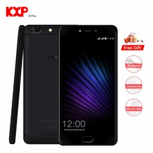 Leagoo T5 4G Phablet 5.5 pouce Android 7.0 MTK6750T Octa Core 1.5 GHz 4 GB RAM 64 GB ROM 13.0MP + 5.0MP Double Caméras Arrière