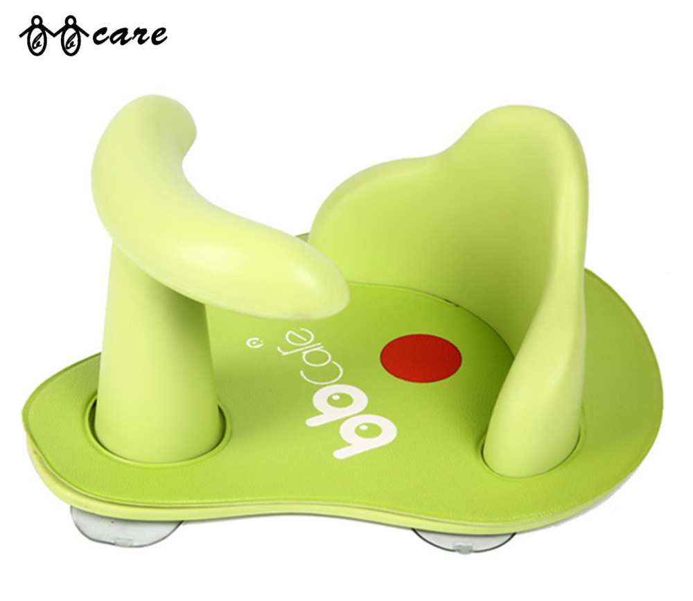 Online Shop Baby Safety Bath Seat with Extra Long Non-slip Bath ...