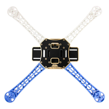 FE500 Multicopter Quadcopter Frame Kit For KK MK MWC 4 Axis Free Shipping
