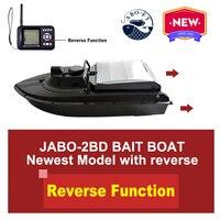Jabo-2BD 20A קרפיון דיג rc פיתיון סירה עם סונאר פיש פיינדר