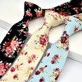 12 Estilo Floral Gravata Gravatás Para Homens Terno Gravata Noivo Padrinho de casamento Formal/Casual Decoração da Festa de Casamento Gravata S3579