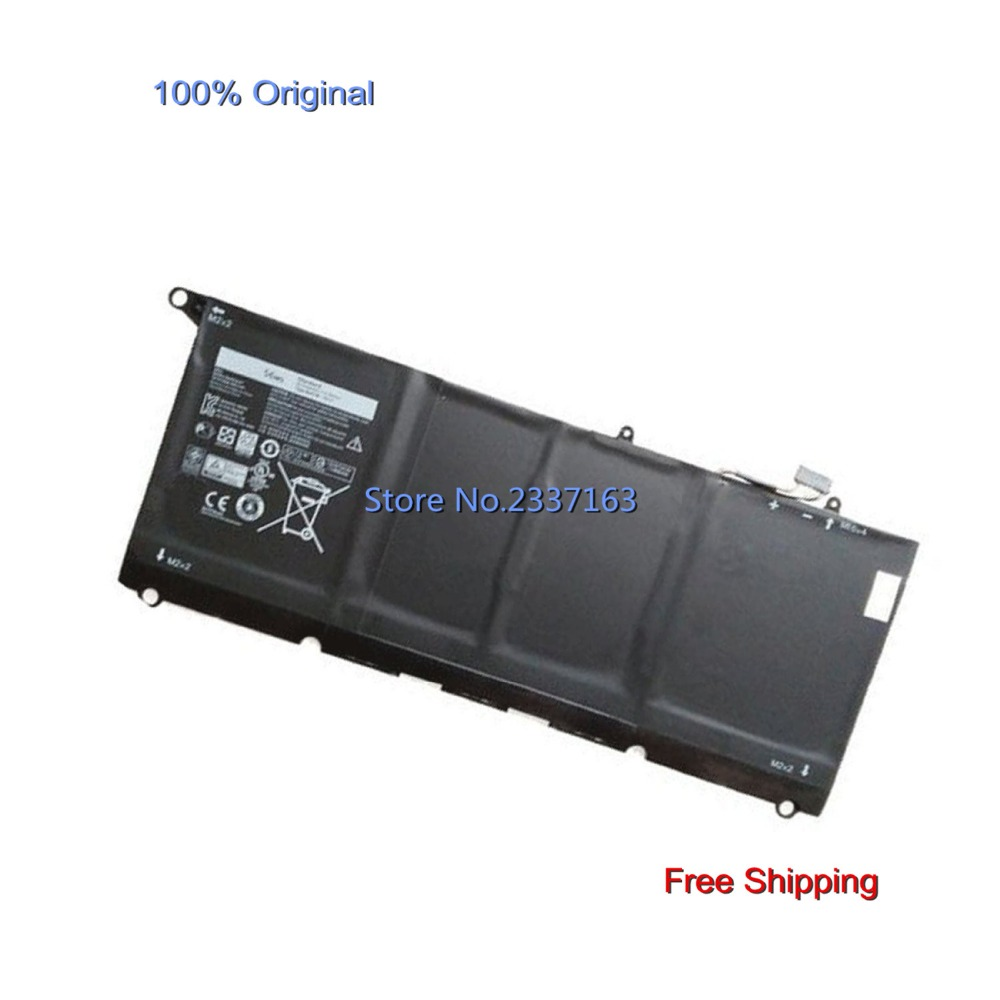 IECWANX 100% new Laptop Battery 90V7W (56Wh 7.6V 6Cell) for Dell XPS13 13D-9343-350 13-9350-D1608 5K9CP DIN02