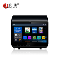 Free shipping 10.2 car radio for 2015 JAC Refine S3 Quadcore Android 7.0 car dvd player with 1 G RAM,16G iNand,steering wheel
