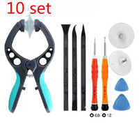 60set For iphone 6 opening screen Sucker tool Disassemble Kit Suction screen device Replace screen Demolition phone Repair Tools